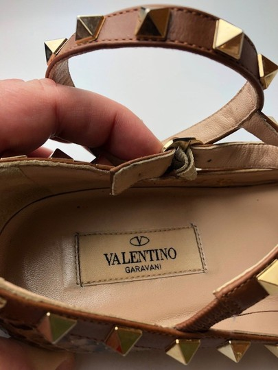 Valentino brown Flats