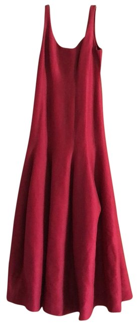 Preload https://img-static.tradesy.com/item/23496204/halston-garnet-long-formal-dress-size-12-l-0-1-650-650.jpg