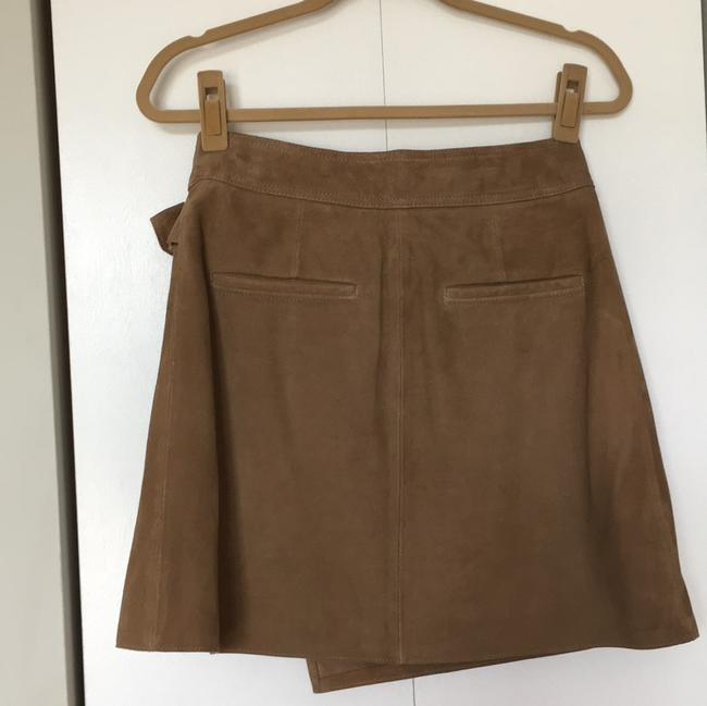 Vince Mini Skirt camel/natural