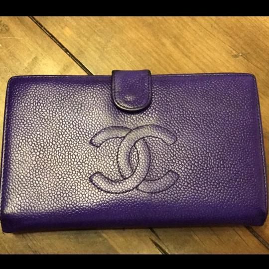 Chanel Chanel Timeless CC Caviar Long Portefeuille Wallet