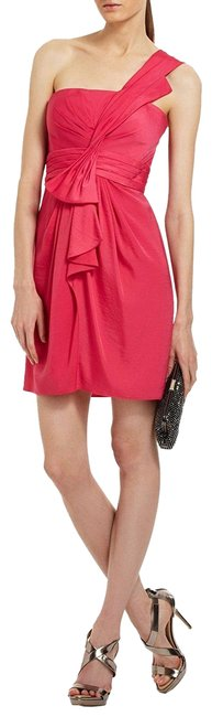 Preload https://img-static.tradesy.com/item/23496366/bcbgmaxazria-red-grecian-one-shoulder-short-formal-dress-size-2-xs-0-1-650-650.jpg