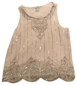 Forever 21 Top pale Peach