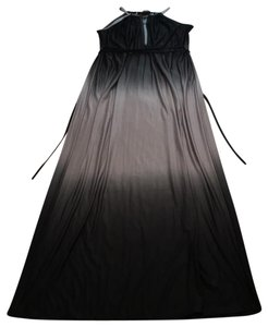 Black Grey ombre Maxi Dress by Jordan Taylor