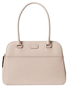Kate Spade Structured Tote Double Tote Large Tote Shoulder Bag