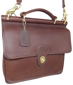 Coach Vintage Willis Shoulder Bag