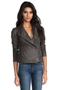 Vince Modern Alexander Wang Theory Charcoal Jacket