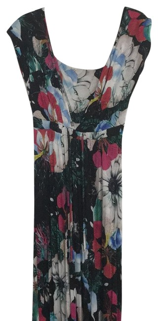 Item - Multicolor Unknown Long Casual Maxi Dress Size 6 (S)