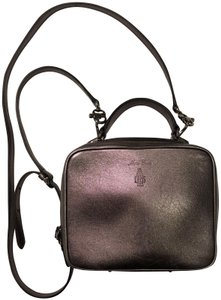 Mark Cross Metallic Shoulder Bag