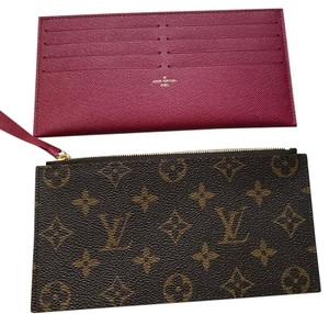 Louis Vuitton Brand new Felicie Card Holder & Zipped pocket Insert