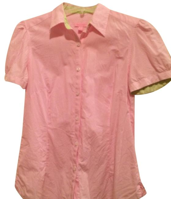 Preload https://item1.tradesy.com/images/lily-pulitzer-button-down-shirt-2349880-0-0.jpg?width=400&height=650