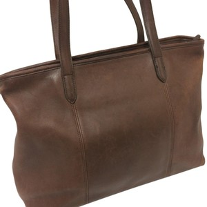 Coach Laptop Unisex Shopper Tote in Brown