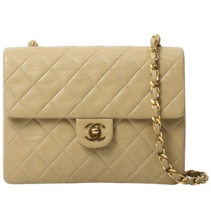 Chanel Mini Square Classic Single Flap Cross Body Bag