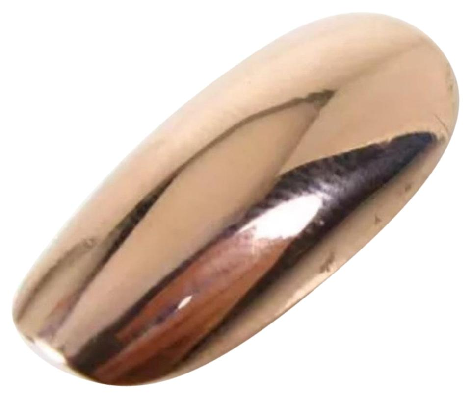 KM Collections Rose Gold Accent Nail - Tradesy