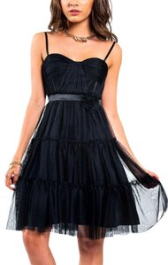 Max and Cleo Tulle Bustier Dress