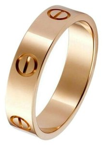 Cartier Cartier Love Ring Rose Gold