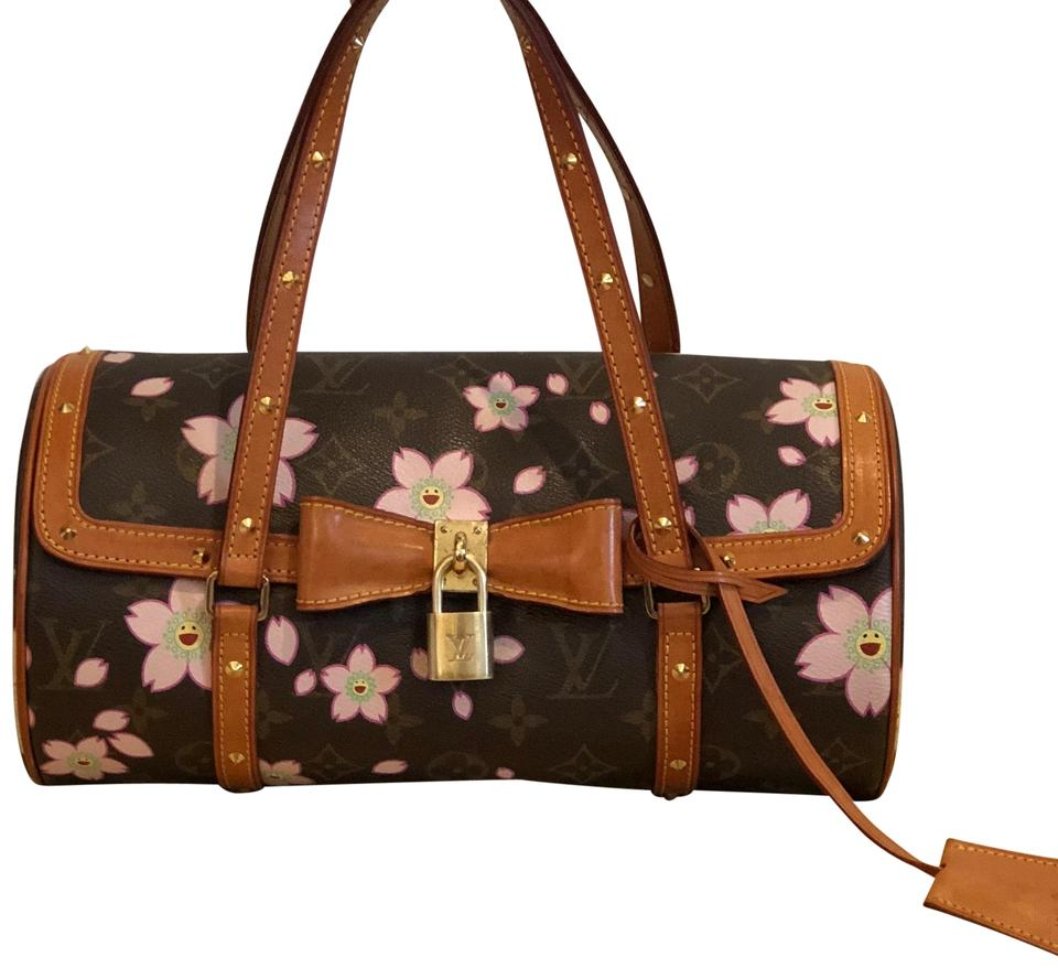 7d3516c496b2 Louis Vuitton Papillon Cherry Blossom Limited Edition Takashi ...