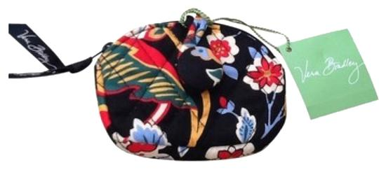 Vera Bradley Vera Bradley Button Up Coin Purse NWT Versailles Very Rare Find!
