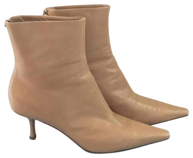 Item - Nude Ankle Boots/Booties Size US 10 Regular (M, B)