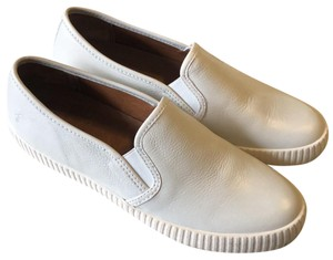 Frye white Athletic