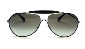 Prada NEW | Large Aviator 3 DAY SHIPPING - SPR 56S 7AX-5O0 New Aviator