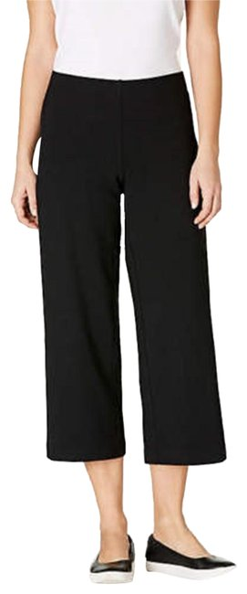 Item - Black New Knits Small Caviar Classic Stretchy Pants Size 4 (S, 27)