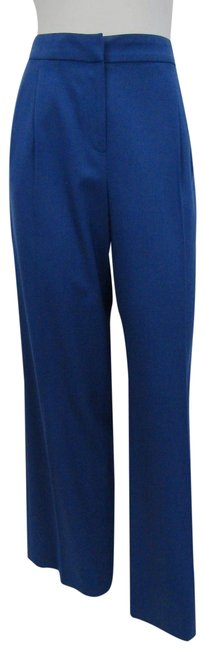 Item - Royal Blue Collection Small Trousers Stretchy Ankle Pants Size 6 (S, 28)