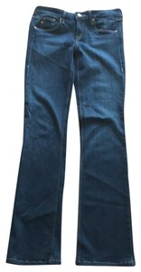 SOLD Design Lab Boot Cut Pants blue jean