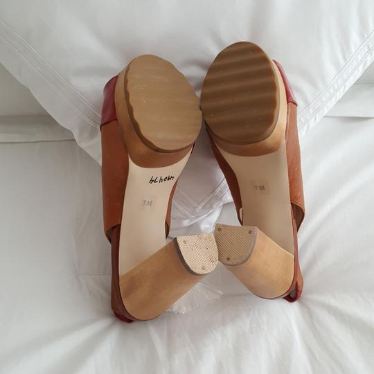 MICHAEL Michael Kors Worn once. Some discolor in insole; see pictures, otherwise exterior and soles are excellent conditon Platforms Image 6