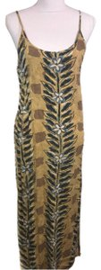 brown Maxi Dress by Jams World