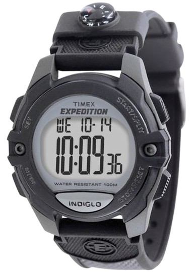 Timex Timex Male Ironman Watch T40941 Grey Digital