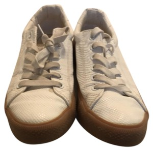 New Look white with brown bottom Athletic
