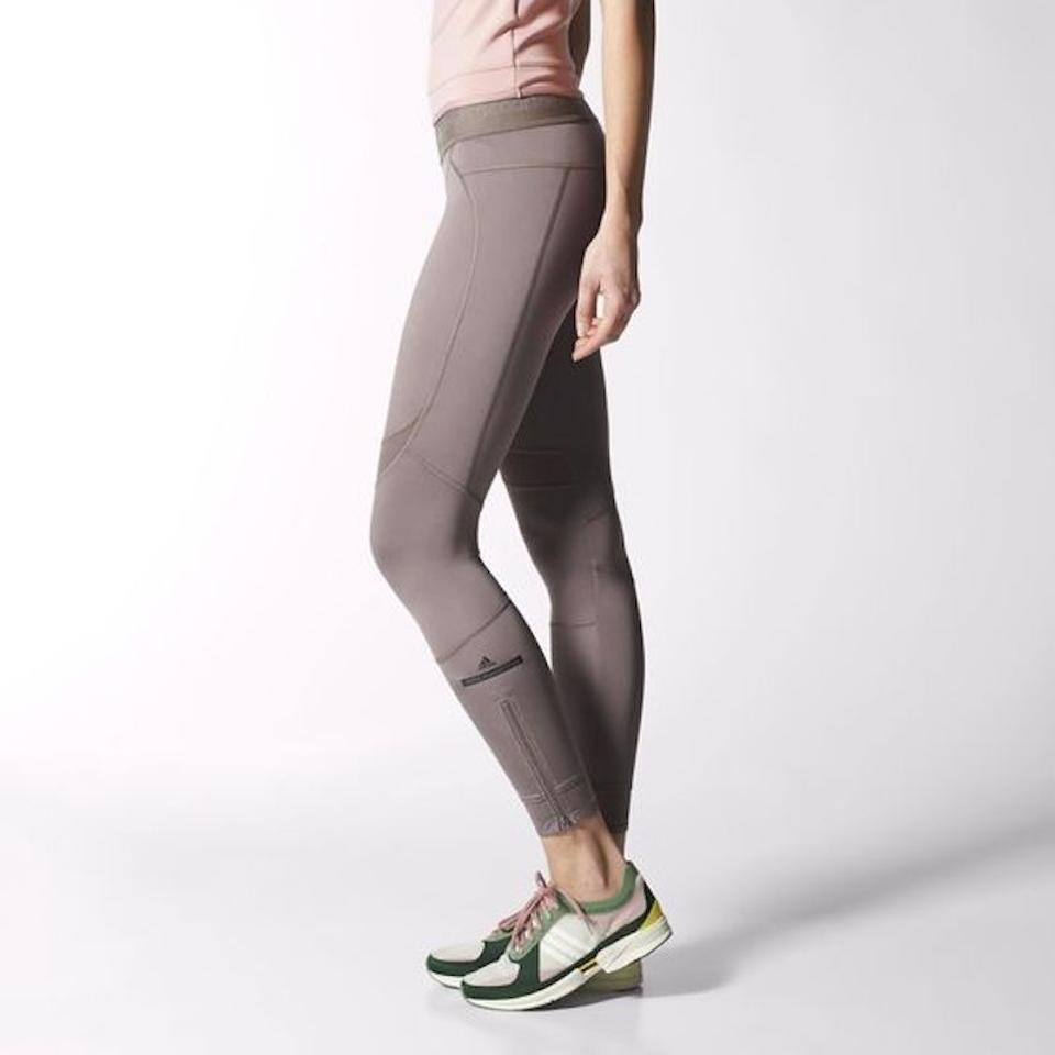 Ankle Activewear Stella By Size Mccartney Zip 6s2837Off Retail Taupe Bottoms Adidas fYb6yvg7
