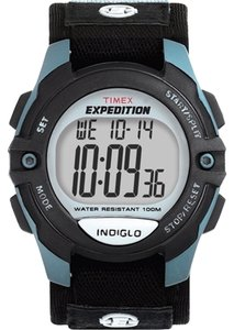 Timex Timex Male Ironman Watch T41091 Black Digital