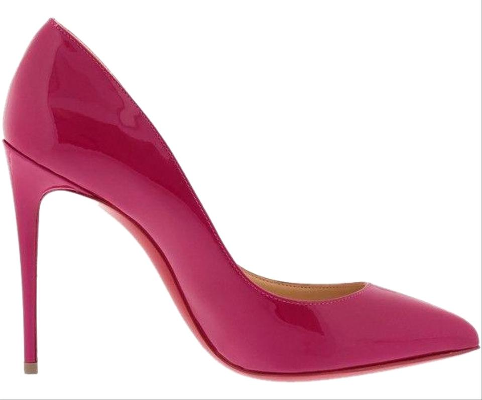 Christian Pigalle Rose Ultra Louboutin Pumps Follies 100 rnrafvxR