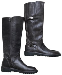 Alberto Fermani gray anthracite Boots