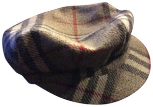Burberry Brown Burberry hat