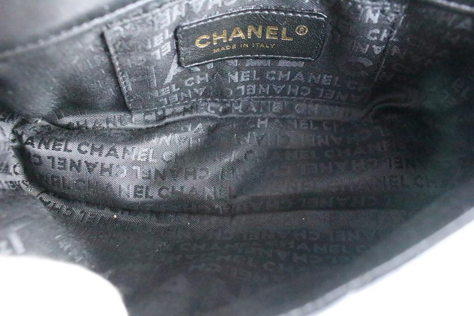 0d963c671b9a Chanel Classic Flap Sold By Ms In Fh 4/23/19 Chocolate Bar Camellia ...