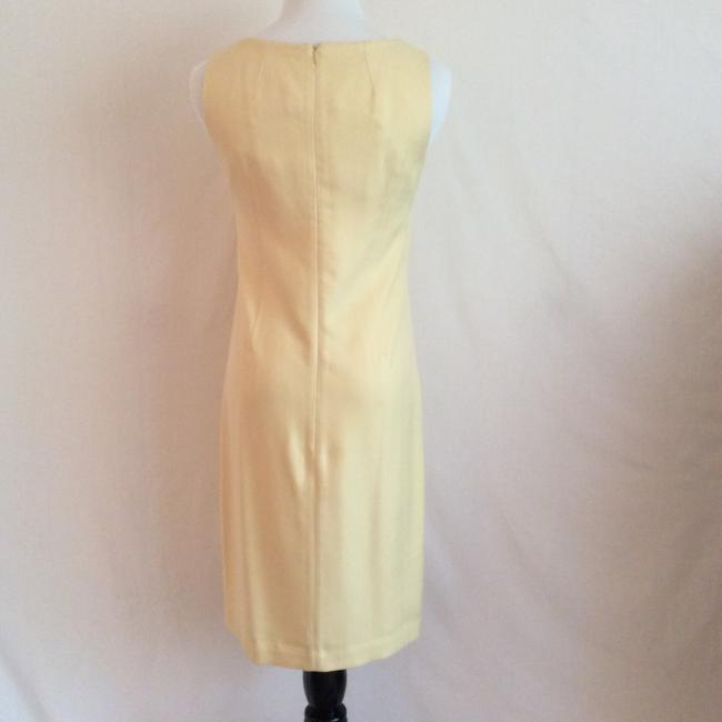 Tommy Bahama short dress Pale Yellow on Tradesy