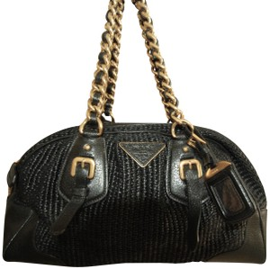 27aae240a881 Prada Leather Bags - Up to 70% off at Tradesy