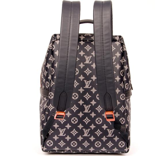 Louis Vuitton Monogram Canvas Limited Edition Weekend Travel Bags Leather Backpack Image 1