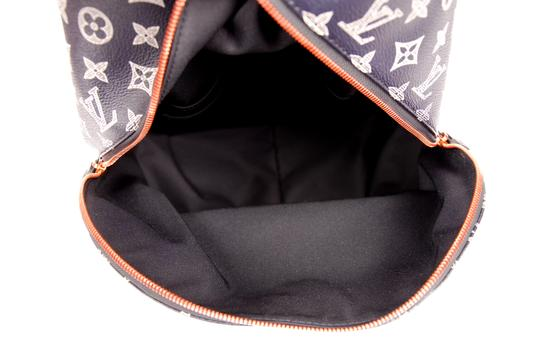Louis Vuitton Monogram Canvas Limited Edition Weekend Travel Bags Leather Backpack Image 10