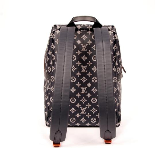 Louis Vuitton Monogram Canvas Limited Edition Weekend Travel Bags Leather Backpack Image 2