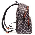Louis Vuitton Monogram Canvas Limited Edition Weekend Travel Bags Leather Backpack Image 3