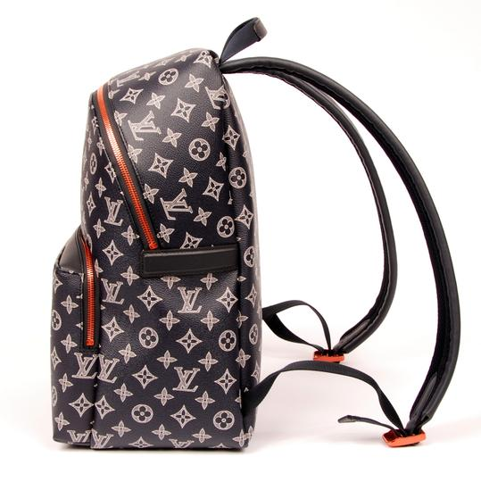 Louis Vuitton Monogram Canvas Limited Edition Weekend Travel Bags Leather Backpack Image 4