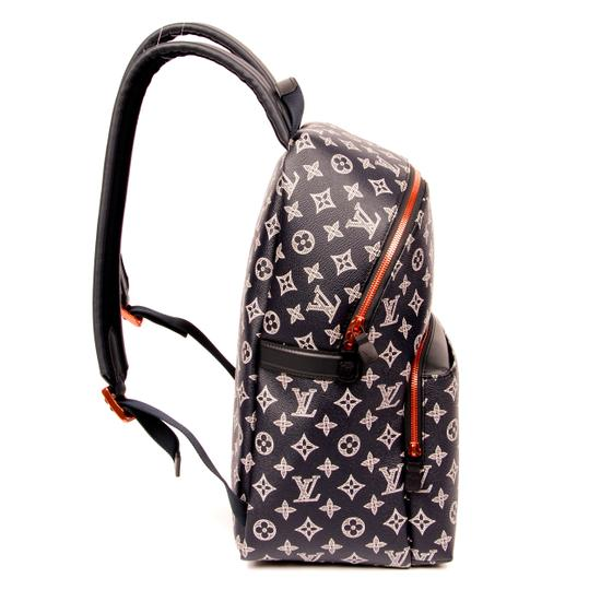 Louis Vuitton Monogram Canvas Limited Edition Weekend Travel Bags Leather Backpack Image 6