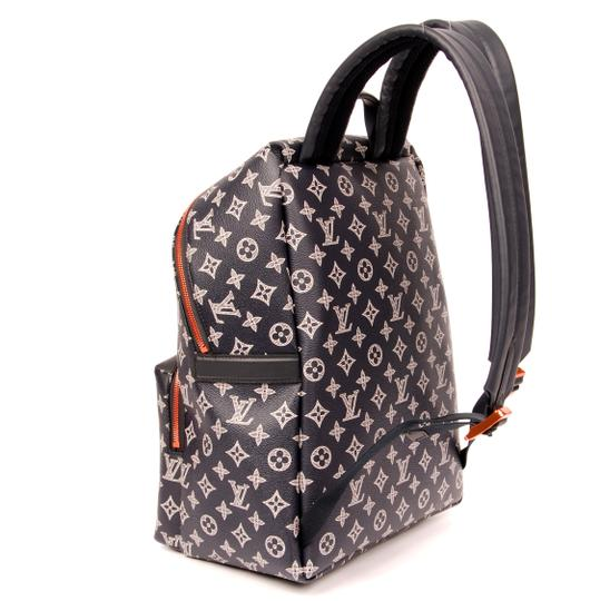 Louis Vuitton Monogram Canvas Limited Edition Weekend Travel Bags Leather Backpack Image 7