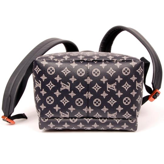 Louis Vuitton Monogram Canvas Limited Edition Weekend Travel Bags Leather Backpack Image 8