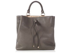 ac0541f21a23 Mulberry Leather Gold Kensington Ml.p0221.16 Tote in Gray