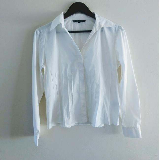 Preload https://img-static.tradesy.com/item/23507278/lafayette-148-new-york-good-condition-long-sleeve-blouse-button-17-inch-shoulder-to-shoulder-215-inc-0-1-650-650.jpg