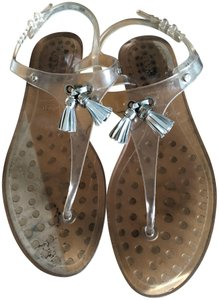 Tod's Clear Summer Clr Jelly Sandals
